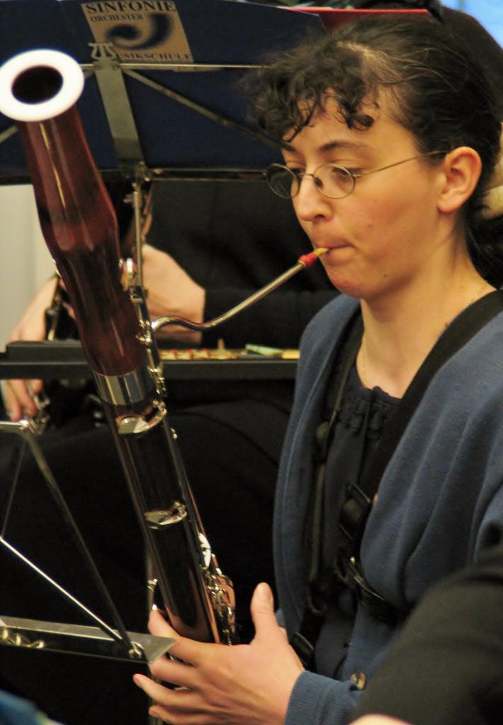 Holzblasintrumente - Fagott