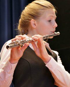 Instrumentalunterricht für Jugendliche