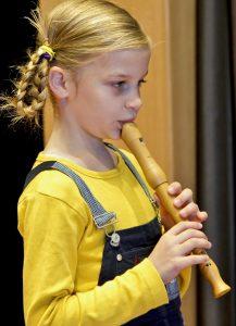 Instrumentalunterricht für Kinder