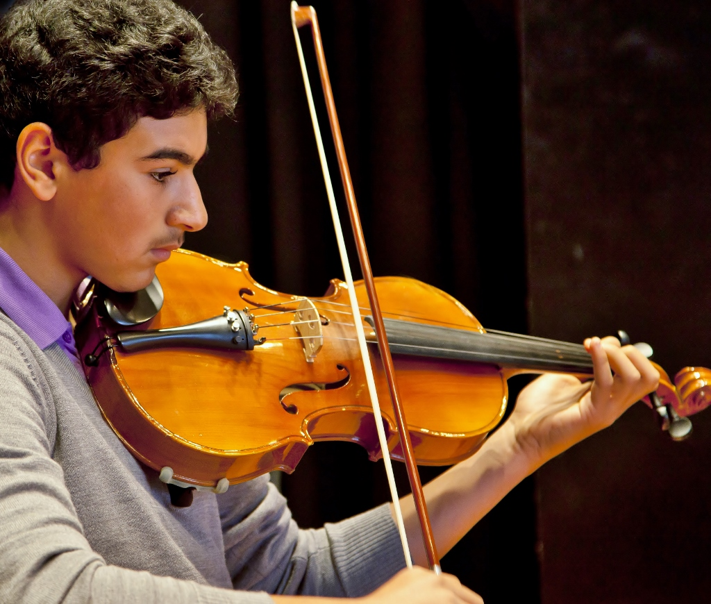 Leihisntrumente - Violine