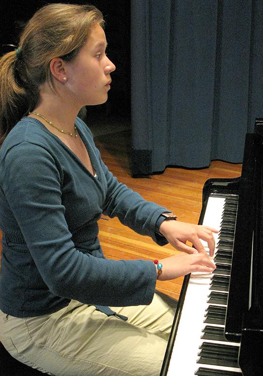 Tasteninstrumente - Klavier