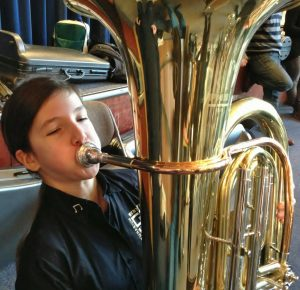 Blechblasinstrumente - Tuba
