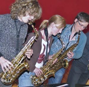 Holzblasinstrumente - Saxophone