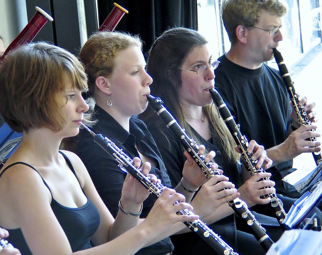 Holzblasintrumente - Klarinette