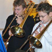 Blechblasinstrumente - Posaunen
