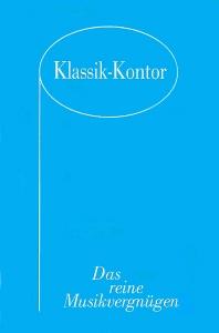 Klassik-Kontor - Stephan Schulze - Königstraße 115, 23552 Lübeck, Telefon 0451/705976 - schulze@klassik-kontor.com